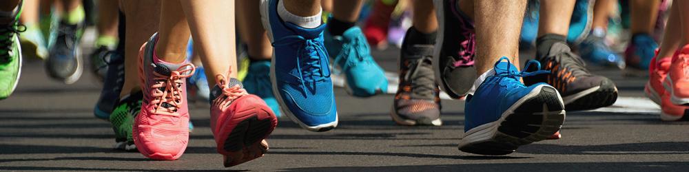 York 10k runners
