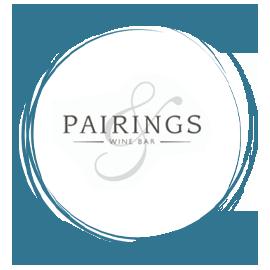 Pairings Wine Bar logo