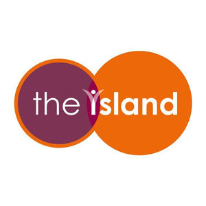 The Island York logo