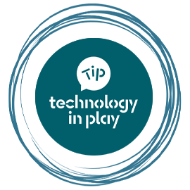 Technology in Play logo