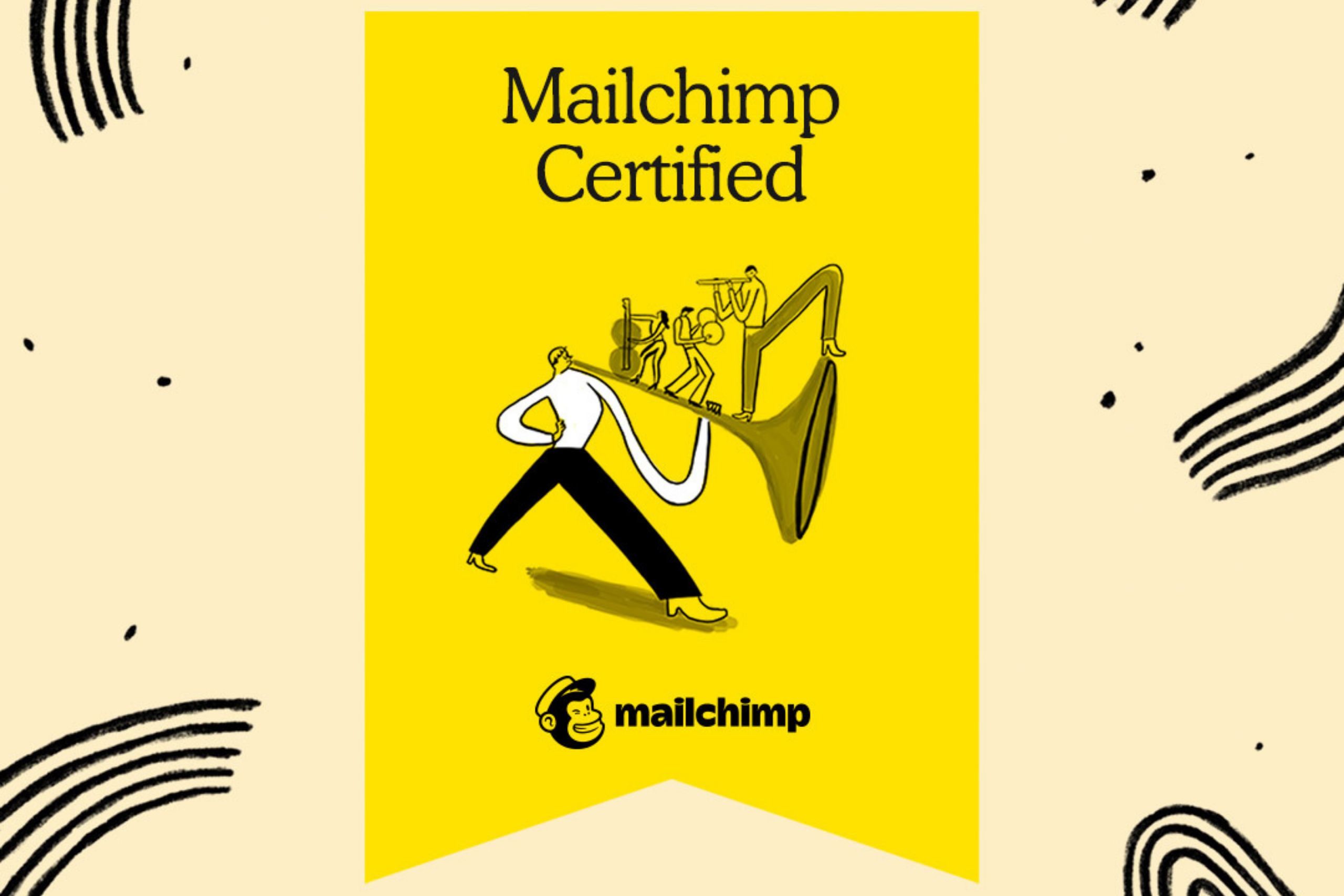 Mailchimp Certified graphic